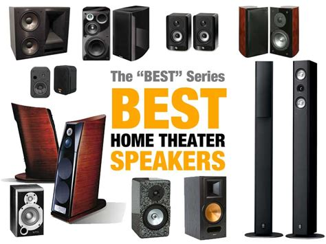 worldwide home theater speakers marketplace overview