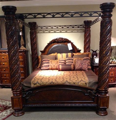 big post bed king size north shore california king image gallery king canopy bed