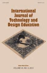 design and technology journal guide international journal of technology and design education