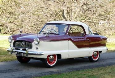 1956 Nash Metropolitan   390cad   Shannons Club