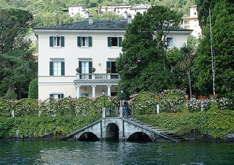 casa george clooney noventa millones por la casa de george clooney en el lago