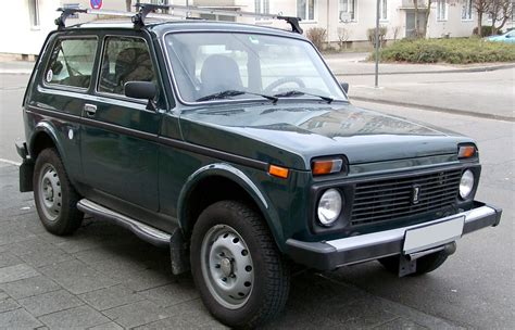 What Is Lada Bestand Lada Niva Front 20080228 Jpg