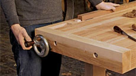 benchcrafted tail vise finewoodworking