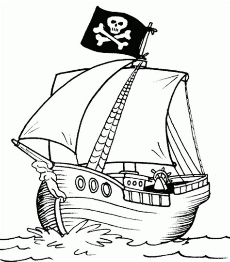 pirate ship coloring page pirate ship coloring page coloring