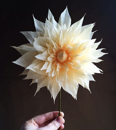 Paper Flowers - paper flower concepts by kate alarc 243 n colossal