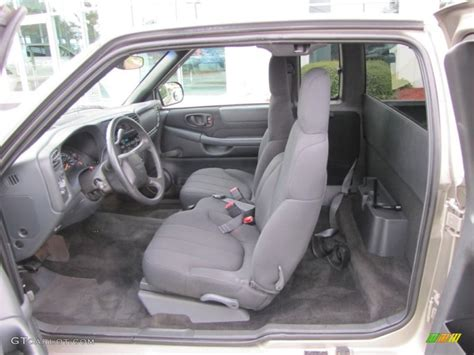 gmc sonoma interior 2003 gmc sonoma sls extended cab interior photo 54242717