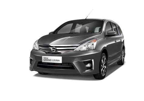 nissan grand livina car specifications all new grand livina nissan indonesia