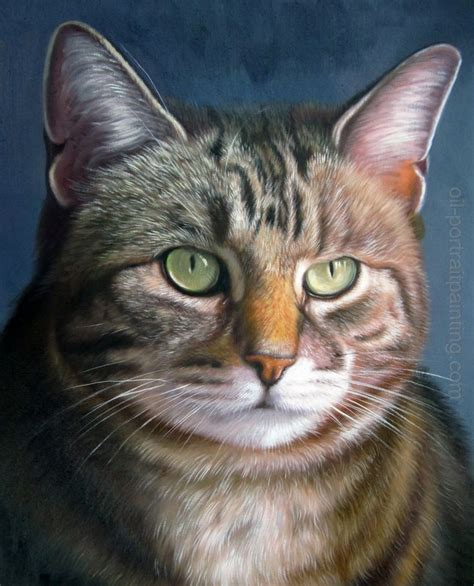 painting cats photo to painting pet portrait painting cat portrait