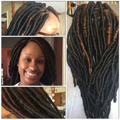can you get faux locks on relaxed hair style of the week faux locs cubicles curls