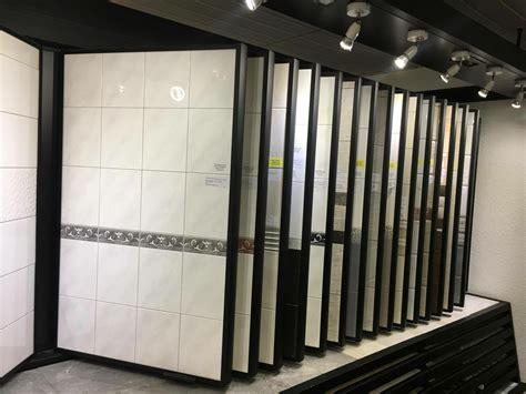 bathroom tile style showroom  retail design designers