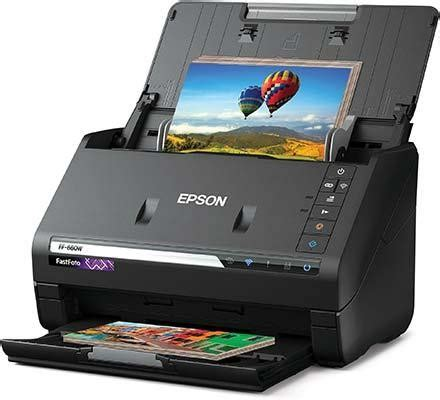 epson fastfoto ff 680w scans one photo every second