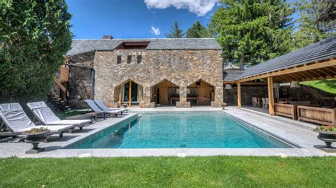 Pueblo Style House Plans villa cerdanya rustic accommodation in spanish pyrenees