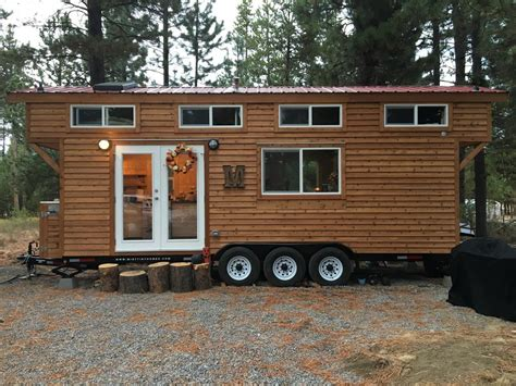 tiny home luxury tiny house town luxury tiny house in bend 280 sq ft