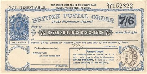 At Home Design Quarter Contact postal orders pam west british bank notes