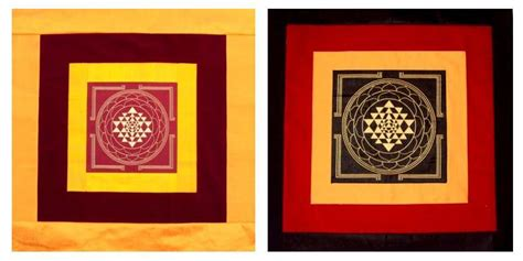 yoga inspired home decor kirvani textile art by katja wentz