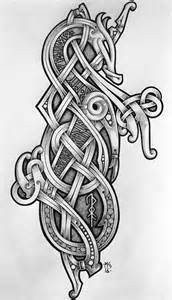 from norse arts by micke johansson celtic pinterest