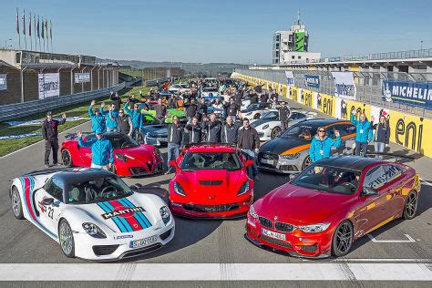 Auto Bild Sportscars Rekordtag by Anzeige Erster Sachsenring Rekordtag Michelin