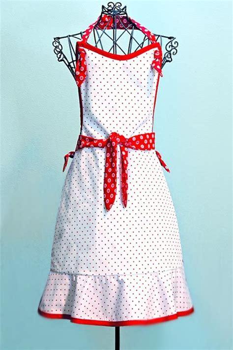 cute apron pattern free vintage style apron tutorial fashion for apron pinterest