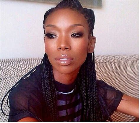 brandy artist in braids 1000 images about beauty celebrity brandy on pinterest