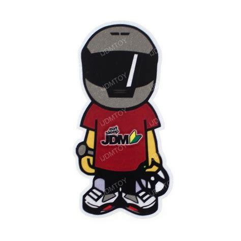 Sticker Racing Boy jdm japanese style drift racing boy eat sleep jdm sticker decal