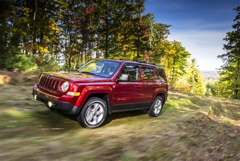 patriot jeep 2014 2014 jeep 174 patriot shows its true colors the jeep blog
