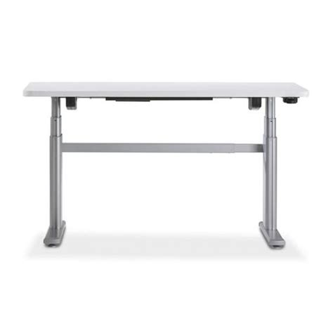 steelcase height adjustable desk steelcase adjustable series 5 straight height adjustable
