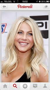 what color is julianne s hair julianne hough s hair hair ideas pinterest