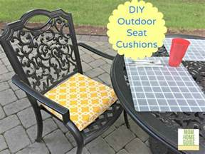 how to make seat cushions for patio furniture diy outdoor patio furniture cushions make outdoor patio