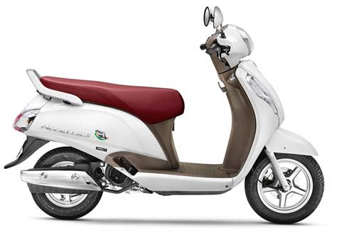 Suzuki Acces Suzuki Access 125 Special Edition Launched