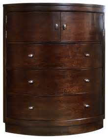 American drew tribecca corner chest brown transitional dressers by bedroom furniture