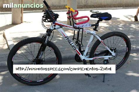 sillas bici ni os mil anuncios silla para ni 209 os para bicicleta de monta