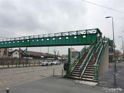 porta genova milan porta genova il ponte icona di via tortona che