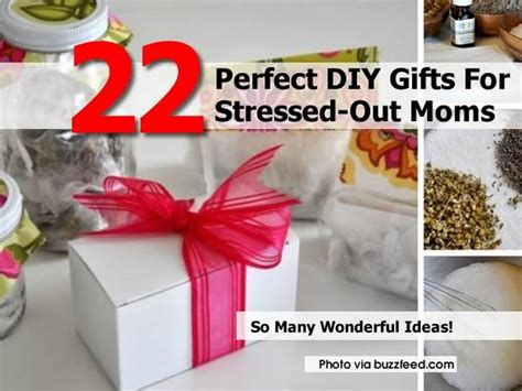 mother gifts 22 perfect diy gifts for stressed out moms