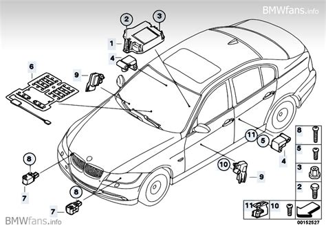 accident recorder 2007 bmw x3 spare parts catalogs electric parts airbag bmw 3 e90 facelift 335d m57n2 bmw parts catalog