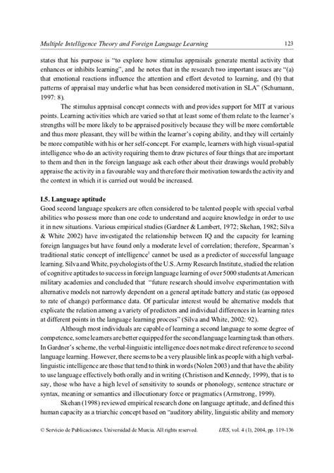 Howard Gardners Theory Of Intelligences Essay by Gardner Theory Of Intelligences Essay