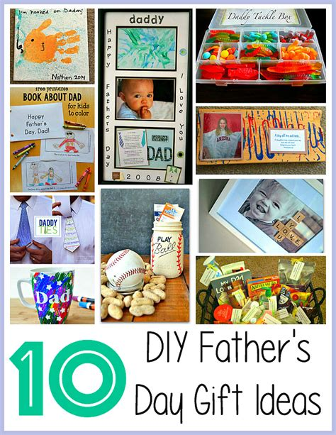 Handmade Fathers Day Gift Ideas - crafts tiny oranges oc inspiring with