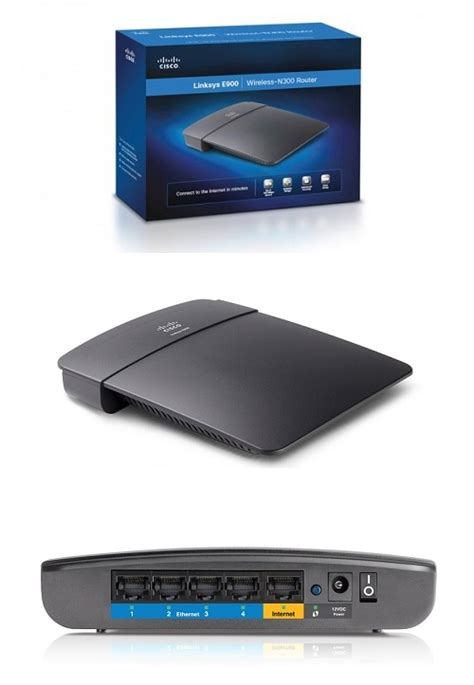 Router Cisco E900 cisco linksys e900 wireless n300 router worth rs 3679 rs 1899