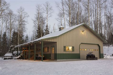 Morton Building Garage by Morton Buildings Hobby Garage In Minnesota Hobby