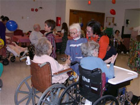 faithful friends nursing home ministry resources