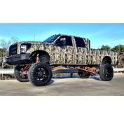 Badass Lifted Truck Ford  Off Road Wheels