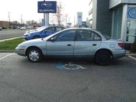 One Light Year In Miles Find Used 2002 Saturn Sl1 Sedan 1 Owner Clean Carfax Cheap