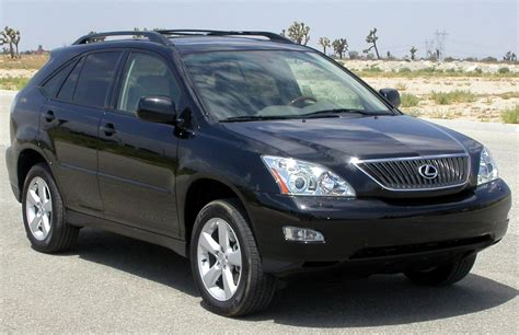 2004 Lexus Rx 330 Information And Photos Zombiedrive