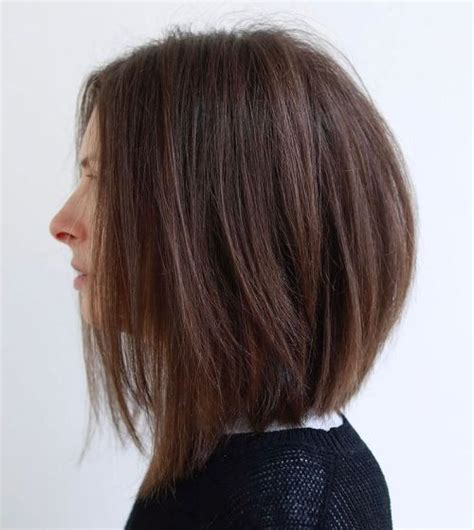 techniques for cutting angled front of straight hair 60 inspiring long bob hairstyles and lob haircuts 2018
