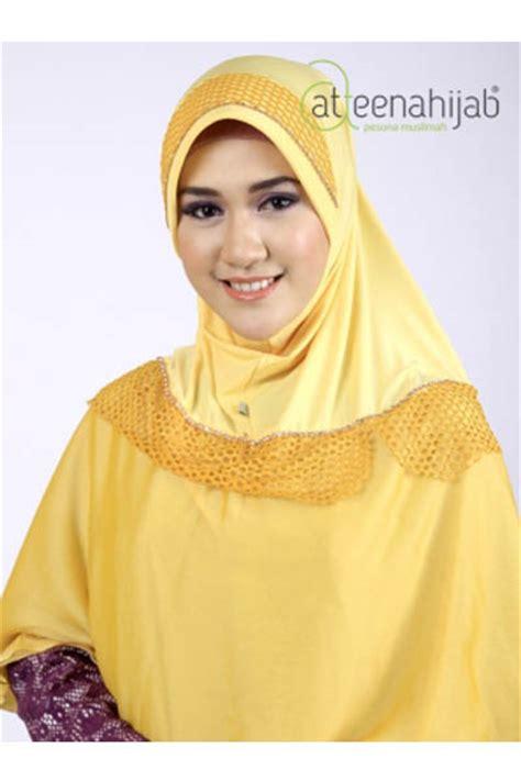 Jilbab Instan Marsya Fashion Muslimah kerudung elzatta foto 2017