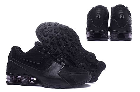 all black athletic shoes nike shox nz all black mens athletic running shoes
