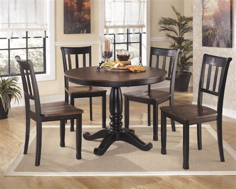 Dining Room Table Bases Owingsville Dining Room Table Base D580 15b
