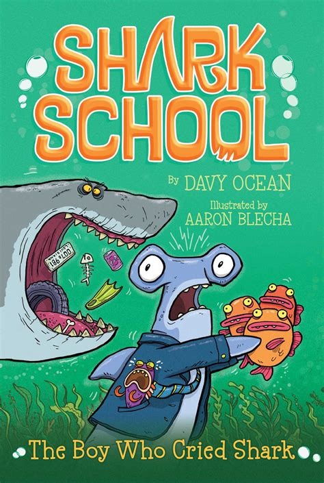simon and the shark s cave books the boy who cried shark book by davy aaron blecha