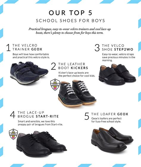 best school shoes the back to school checklist the best school shoes