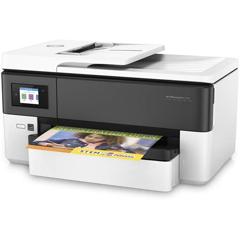 Printer A3 Plus hp officejet pro 7720 a3 colour multifunction inkjet printer y0s18a