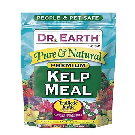dr earth organic  tomato vegetable herb fertilizer